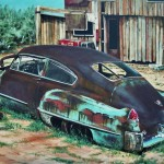 Cadillac Fastback Painting