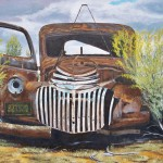 Chevy Pickup Painting