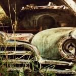 Pontiac Grille Acrylic Painting