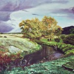 Montana Landscape Painting
